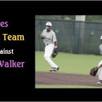 Baseball Team Victorious Over Landry Walker
