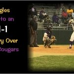 Eagles Roll Over Cougars