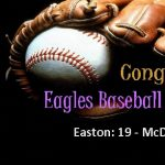 Baseball: Eagles Defeat McDonogh#35