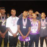 Eagles Track Team Advances to Regionals