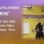 Dene' Mimms: 2016-17 ALL-USA Louisiana Girls Basketball Team
