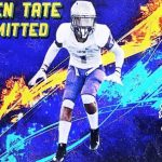Damien Tate Commits to McNeese State