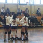 Lady Eagles on a Winning Streak