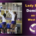 Lady Eagles Dominate on the West Bank