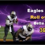 Easton Rolls Over Belle Chasse 36 – 7