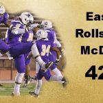Warren Easton 42, McDonogh 35 8: Lance Legendre runs for 3 touchdowns