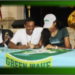 Dene Mimms Signs with Tulane