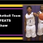 Boys Basketball Team Victorious Over Shaw