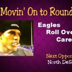 Yoheinz Tyler's Big 2nd Quarter Sparks Eagles