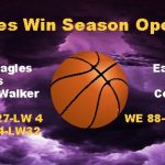 Eagles Teams Win Season Openers