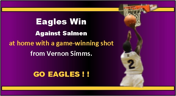 Easton Wins Against Salmen