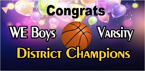 Congrats to Our 9-4A District Champs