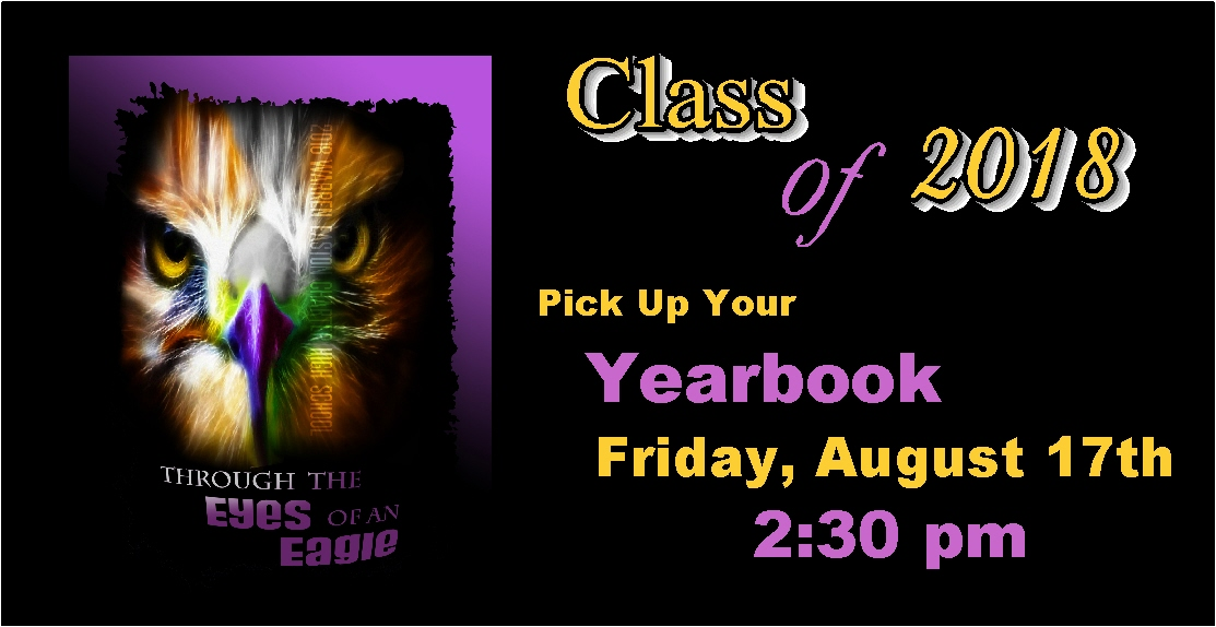 Save the Date: Yearbook Signing Party
