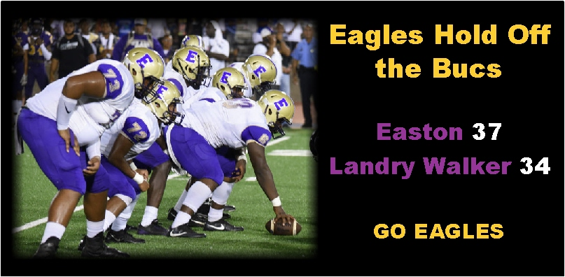 Eagles Hold Off the Bucs