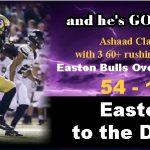 Warren Easton Bulls over Leesville, Will Face Karr in State Championship