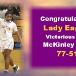 Lady Eagles Victorious