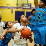 Lady Eagles Win 12th Straight with Victory over Madison Prep