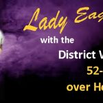 Casey Harris Drops 17 as Eagles Roll on the Road