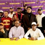 Crescent City Sports Interviews Eagles on Signing Day