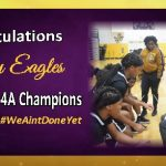 Lady Eagles: District 9-4A Champions