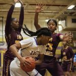 Warren Easton's Sweethearts Celebrate Valentine's Day with 87-50 Class 4A Girls Basketball Playoff Victory against McDonogh 35