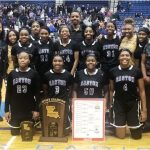 Ladies & Gentlemen: Your Class 4-A Girls Basketball State Champions . . . Again!