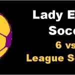 Girls Soccer 6 vs 6 League Schedule