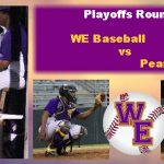 WE Baseball Headed to Playoffs Round 1