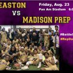Eagles Scrimmage Madison Prep