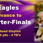 Warren Easton Downs Tioga: Advance to Quarterfinals