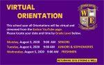 Orientation Week