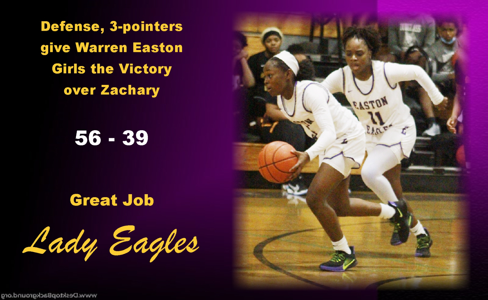 Defense, 3-pointers give Warren Easton Girls the Victory