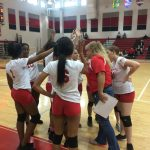 Varsity Volleyball Beats MLK 3-1