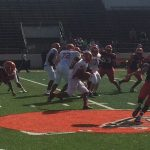 Lawyers top Wolverines 33-16