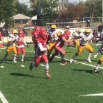 Marshall Falls 20-6 to John Hay