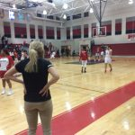 Girls Basketball vs. Glenville 12/8/17