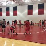 Wrestling vs. Glenville and Horizon Science Academy 1/11/18