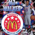 Jonesboro High's M.J. Walker named McDonald's All-American