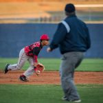 Jonesboro High School Varsity Baseball falls to Eagles Landing High School 8-1