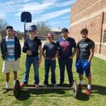 Strawn's Powerlifting Tradition Continues