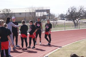 High School Track @ Bryson 3/3/2017