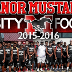 Mustangs vs San Antonio Brennan TONIGHT!!!