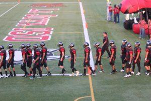 Varsity Football: Lobos vs. Jaguars