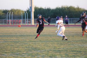 Junior Varsity Football: Lobos vs. Buldogs