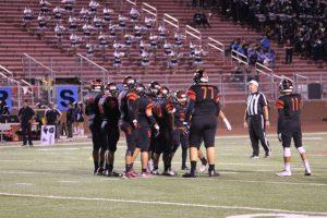 Varsity Football: Lobos vs. Panthers