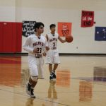 Boys JV Team Aims for Improvement