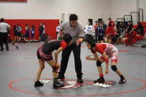 1/20-1/21 Wrestling Tournament