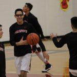 Lobo Basketball Upsets Mission Eagles