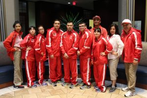 Special Olympic Athletics: Track