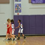 JH Girls vs Albany